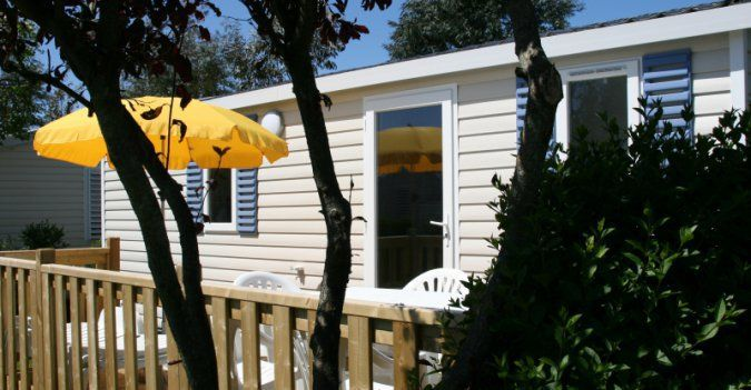 Your week-end for two in mobile home between Carnac and La Trinité sur Mer